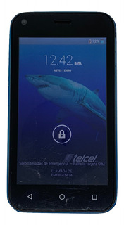 Azumi A40q Android 4.4 Liberado Camara 8+2mp Memoria 4gb