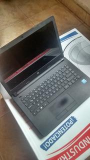 Notebook Hp Intel Pentium N3710