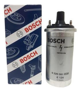 Bobina Ignição Brasilia Fusca Kombi Platinado 039 Bosch
