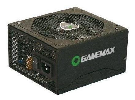 Fonte Atx Gamemax 800w Real Gm800 80 Plus Bronze