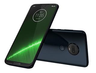 Smartphone Motorola Moto G7 Plus 64gb Dual Chip-vitrine