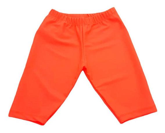 Pack X 4 Calzas Naranja Fluor