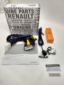 Câmera De Ré Renault Original 7711733154