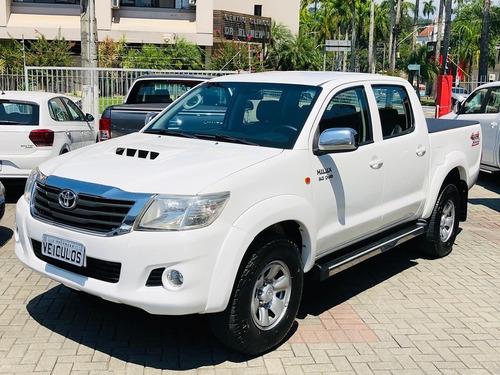 Toyota Hilux Cd Sr 4x4 3.0 Diesel Automática 2013