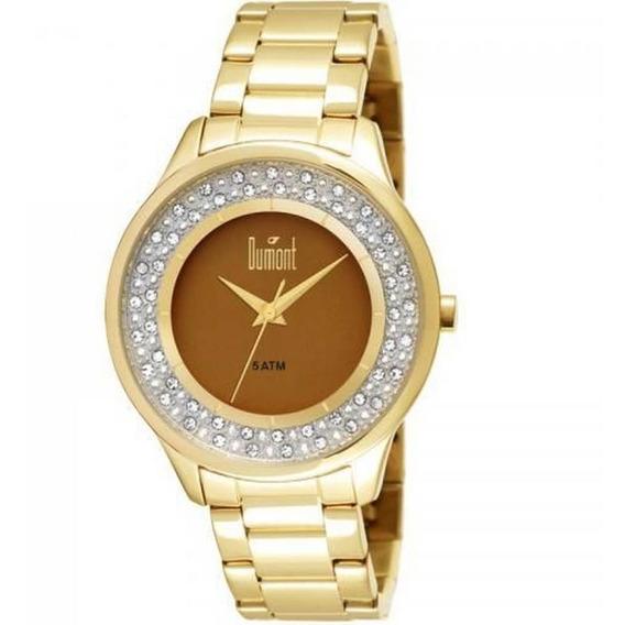 Relógio Dumont Feminino Analógico Du2035lmk/4k