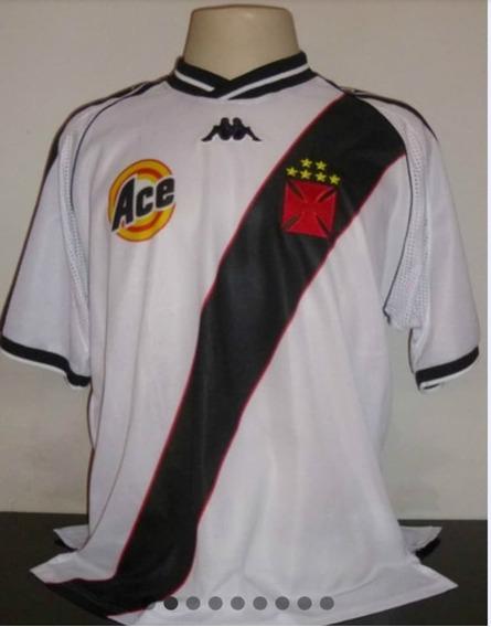 Camisa Kappa Vasco Da Gama Ace #5