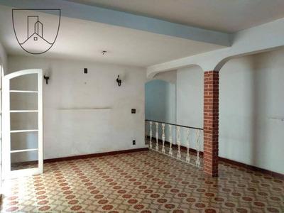 Sobrado Com 5 Dormitórios À Venda, 286 M² Por R$ 700.000 - Centro - Bragança Paulista/sp - So0121
