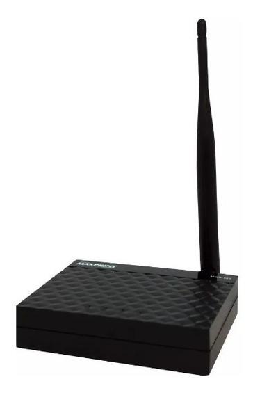 Roteador Repetidor De Sinal Maxprint Wireless 150af 2 Em 1