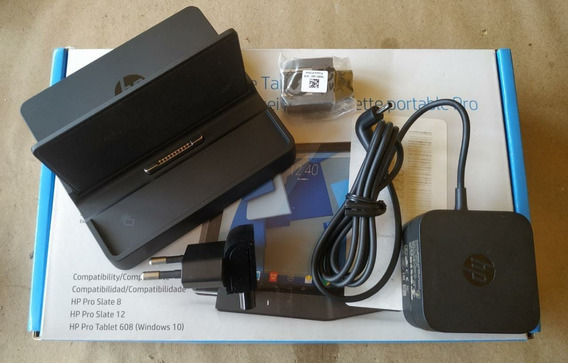 Hp Base Dock Para Tablet Hp Pro Slate 8 12 608