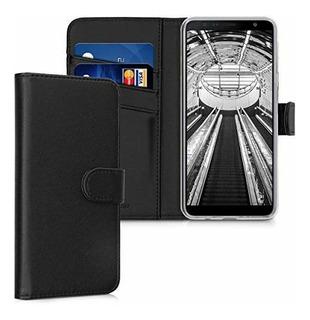 Funda Kwmobile Funda Tipo Cartera Para Samsung Galaxy J4 J4