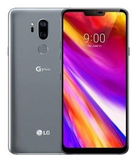 Lg G7 Plus Thinq 128 Gb 4g Lte Silver - Prophone
