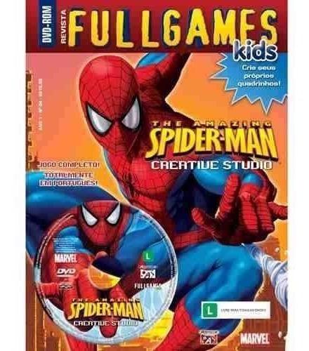 The Amazing Spider Man Revista Fullgames 04 Pc