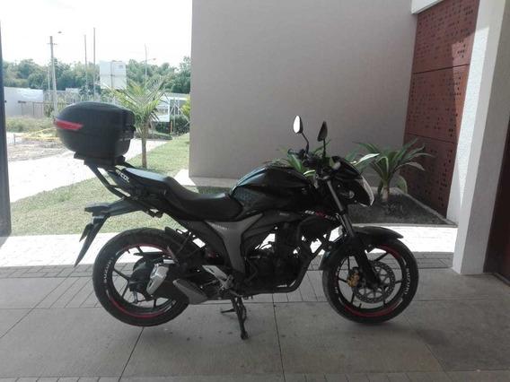 Vendo Hermosa Moto Suzuki Gixxer 154 Cc Negra