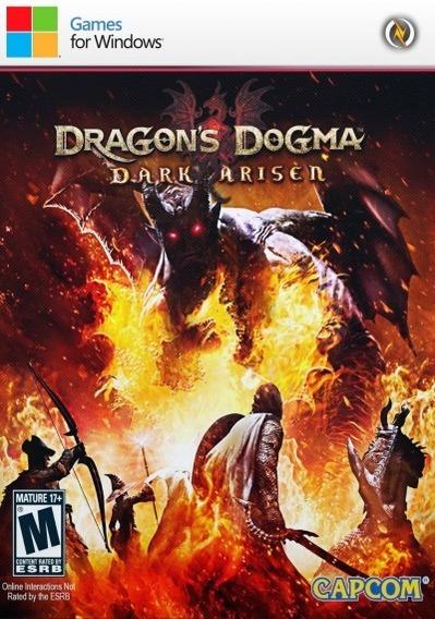 Dragons Dogma Dark Arisen - Pc Jogo Completo