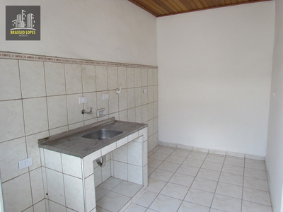 Casa Térrea Com 1 Dormitório No Ipiranga | M1652