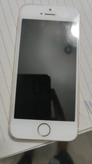 Celular iPhone SE Dourado 64gb Usado