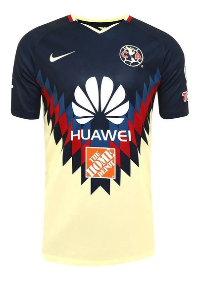 Playera Jersey Club América Para Adulto Nike De Local