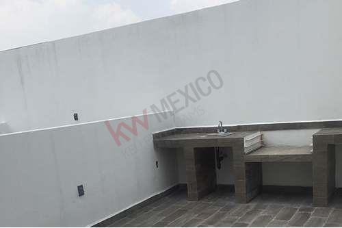 Excelente Oficina En Renta De 88m2 A 100m De Paseo De La Reforma. Jm