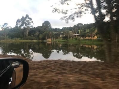 Garanta Sua Chácara Com Área De Lazer Lago Para Pesca J