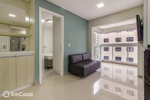 Imagem 1 de 10 de Apartamento À Venda Em São Paulo - 20685