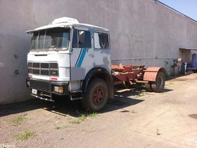Fiat 619 84 8marchas Tractor Con Plato Y Chasis -$349! Final