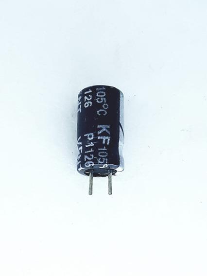 Capacitor Eletrolitico 105º 470uf X 6,3v 50 Peças