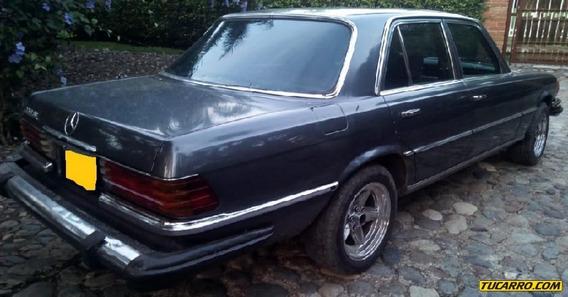 Mercedes Benz Clase S 280 Se 2800 Cc