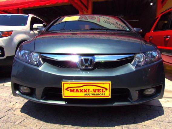 Honda Civic 1.8 Lxl 1.8 Flex 2011