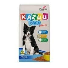 Ração Kazuu Cães Filhotes 10,1 Kg Presence
