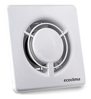 Extractor Indoor De Aire Para Baño Cocina 4 Pulgadas Ecoclima