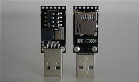 Kit Rubber Ducky + Microsd 32gb + Leitor Sd