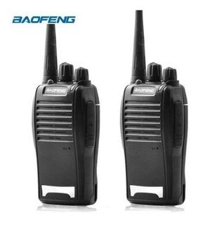 Radio Comunicador Baofeng Walkie Talkie Bf-777s 16 Ch - 2 Un