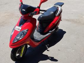 Moto Sym Scooter 125 Cc