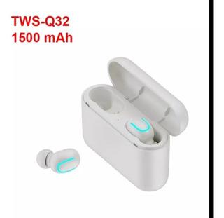 Fone De Ouvido Bluetooth Sem Fio Duplo Tws Original - Branco