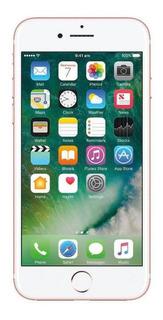 Usado: iPhone 7 256gb Ouro Rosa Mt Bom C/nf E Garantia