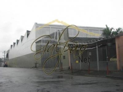 Ga0915 - Aluguel De Galpão Em Osasco - Ga0915 - 33872423