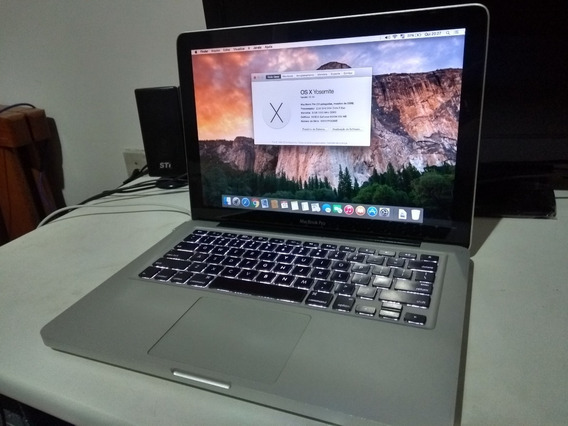 Macbook Pro 13 Polegadas 8gb Ram 500gb De Hd