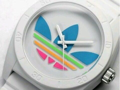 Relógio adidas Santiago Prova D Agua Promoção Envio Hj