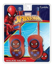 Walkie Talkie Spider-man - Candide - Bonellihq L18