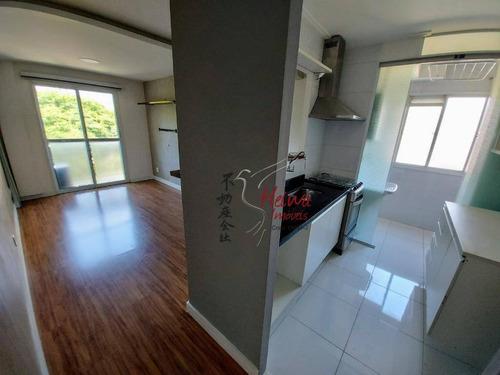 Apartamento À Venda, 48 M² Por R$ 319.500,00 - Jardim Íris - São Paulo/sp - Ap0825