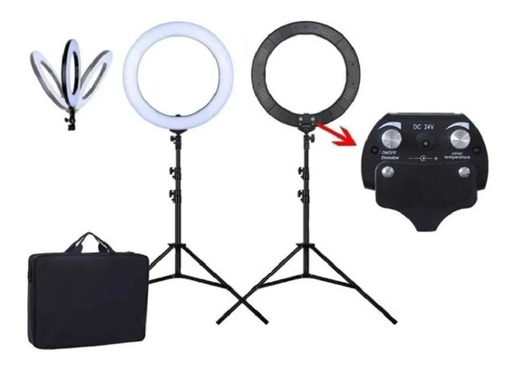 Hing Light 14 Foto Filmagem Profissional Fotografo 2,1m