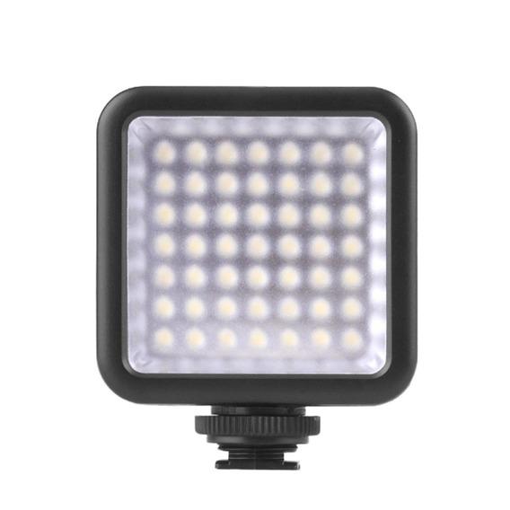 Portátil Câmera Foto Iluminação Led Vídeo Fotografia Fill