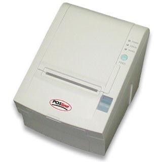 Impresora De Tickets Térmica Posline It1250 80mm Usb Color Beige Elegante Diseño Ideal Para Boutiques Tiendas De Ropa