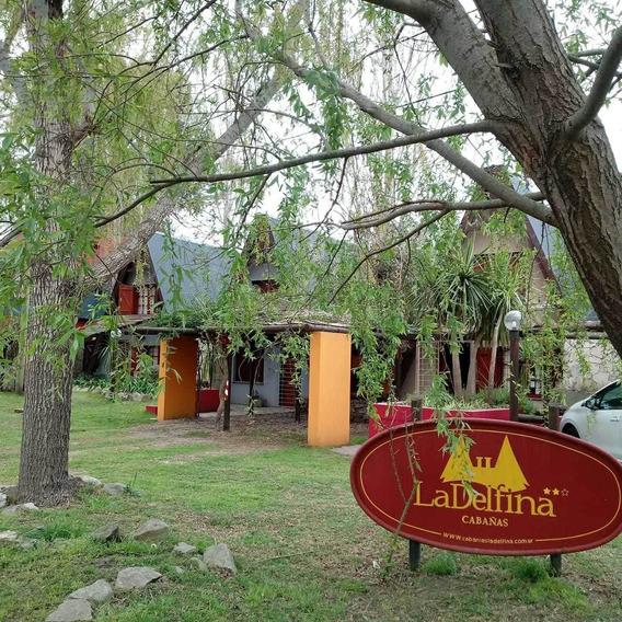 Alquilo Cabañas Miramar( Fines De Semana, Pascuas)