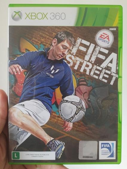 Jogo Fifa Street Original Em Mídia Física Para Xbox 360