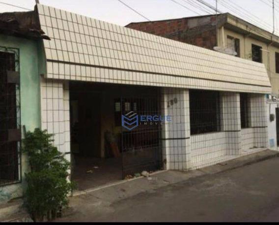 Casa Residencial À Venda, Prefeito José Walter, Fortaleza. - Ca0408