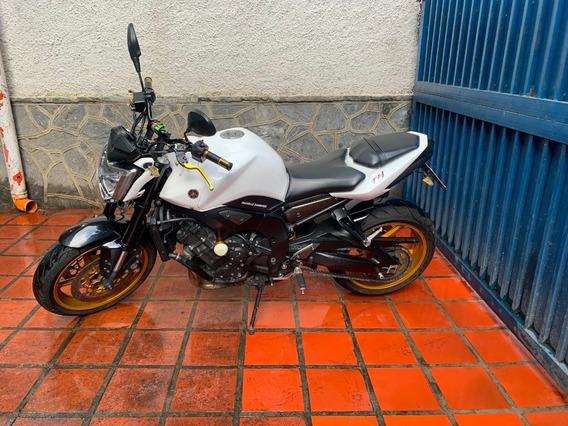 Yamaha Fz1 Blanca