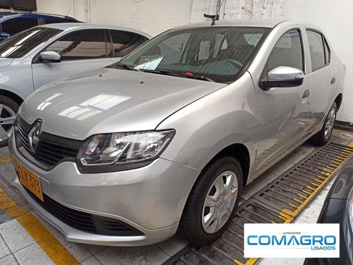 Renault Nuevo Logan Authentique2019 Ely373