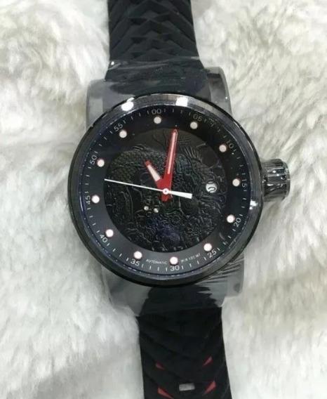 Relógio Invicta Yakuza Automático - Promoção Envio Imediato