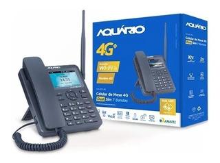 Celular Telefone De Mesa Ca42s 4g Aquario